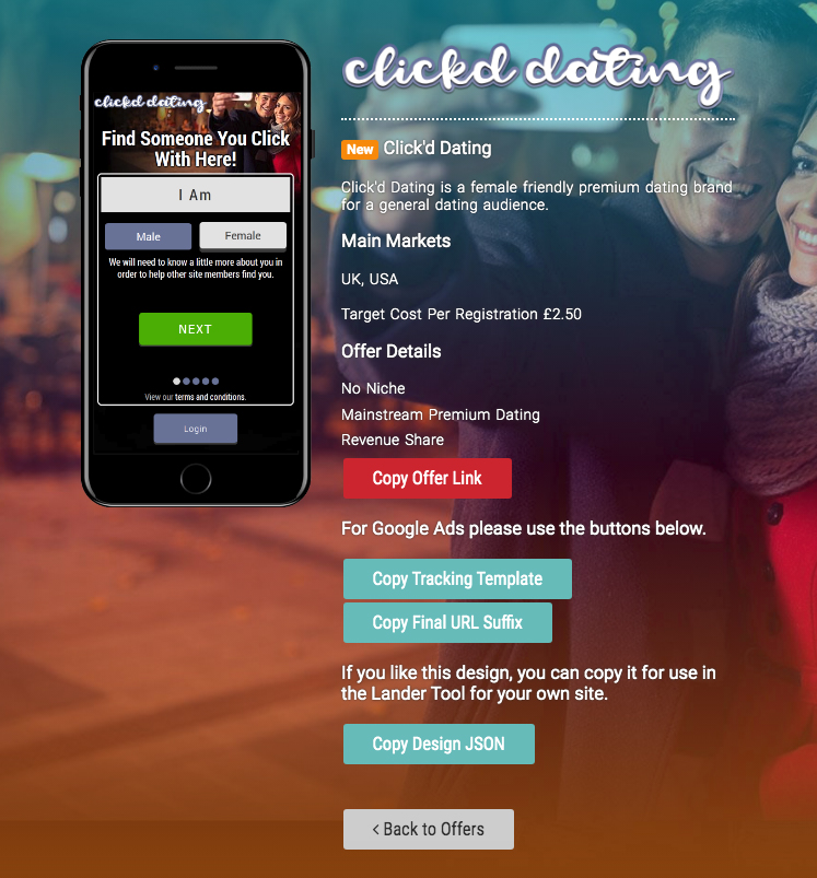 click-dating